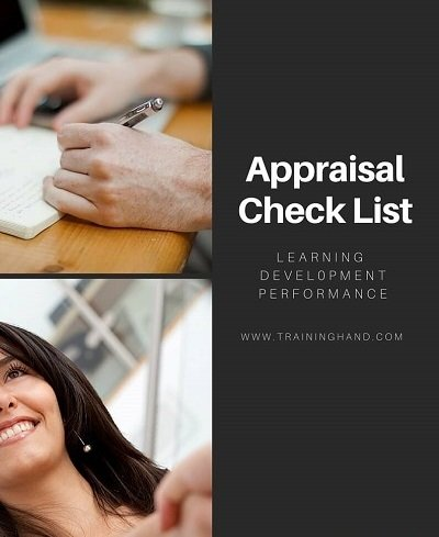 180 degree appraisals-check-list