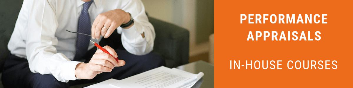 Appraisal Training courses